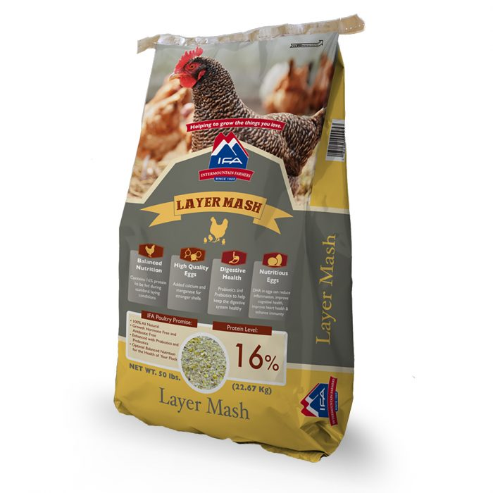 IFA Poultry Layer Mash 16%