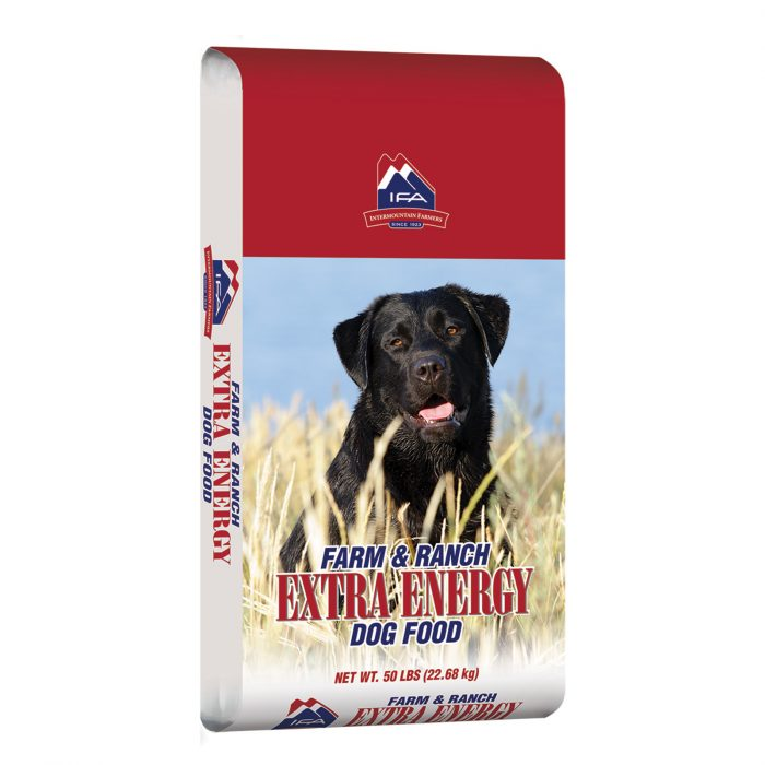 IFA Farm & Ranch Extra Energy Dog Food