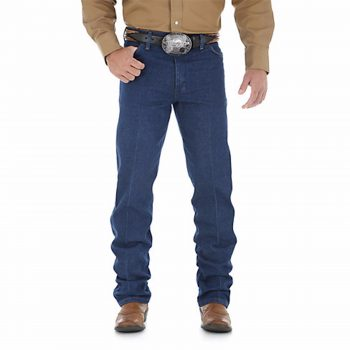 Wrangler Men's Rigid Original Cowboy Cut Jean