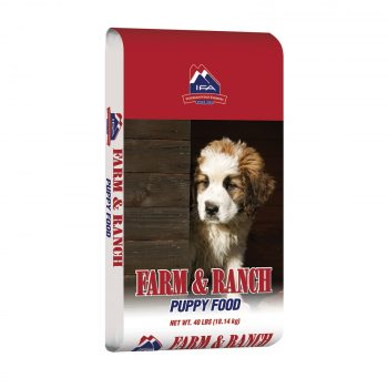 IFA Farm & Ranch Puppy Food