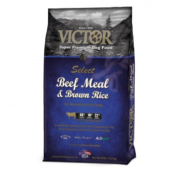 Victor Beef & Brown Rice Dog Food