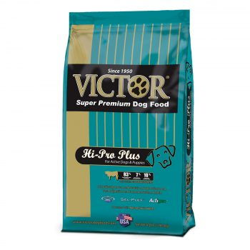 Victor High Pro Plus Dog Food