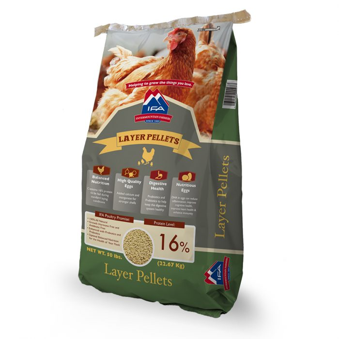 IFA Poultry Layer Pellet 16%