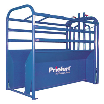 Priefert Roping Chute Add Section