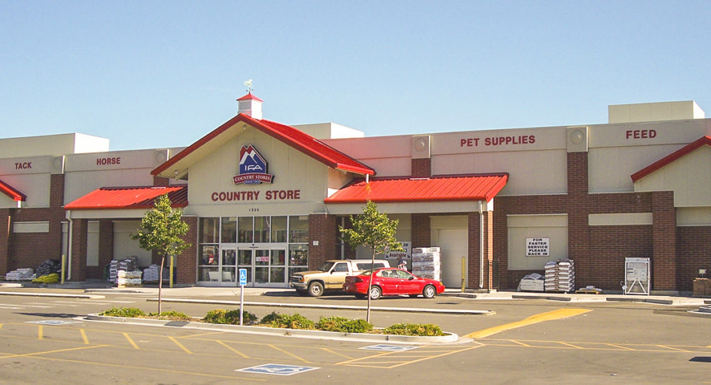 Country Store Locations - IFA Country Stores