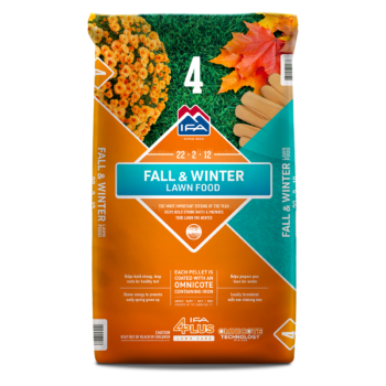 IFA Step 4 Fall & Winter Lawn Fertilizer