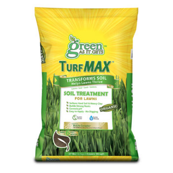 Green As It Gets TurfMAX