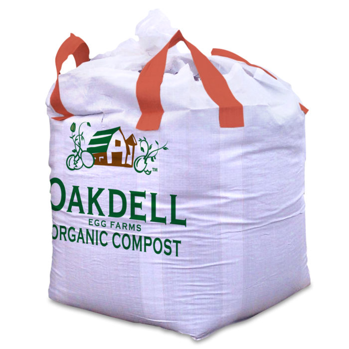 Oakdell Organic Compost – Tote
