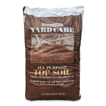 Mountain West Bark Top Soil