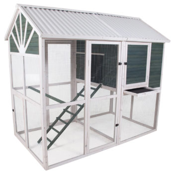 Sunrise Walk-In Chicken Coop
