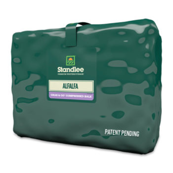 Alfalfa Hay Grab & Go® Compressed Bale
